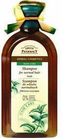Green Pharmacy Szampon Pokrzywa zwyczajna - do włosów normalnych 350 ml 705006