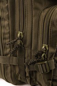 Magnum Plecak trekkingowy militarno-survivalowy Fox 25 058267/OLIWKOWY