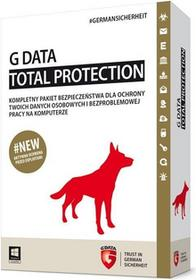 GData Total Protection 2015 (2 stan. / 1 rok) - Nowa licencja