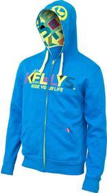 Kellys Bluza z kapturem TYPO Blue