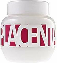 Kallos Placenta Hair Mask 275ml W Maska do włosów suchych i zniszczonych