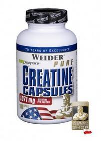 Weider Pure Creatine 200 kaps