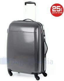 Puccini Średnia walizka VOYAGER PC005B 8 Antarcytowa - antracyt