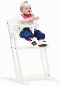 BabyDan DANCHAIR - Krzesełko do karmienia białe