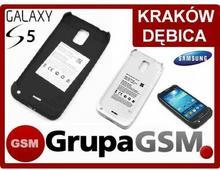 Bateria zewnętrzna Power Bank do Samsung Galaxy S5 kolor biały