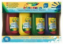 Crayola Farby do malowania palcami