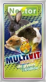 Nestor Multivit odżywka dla gryzoni i królików - 20g