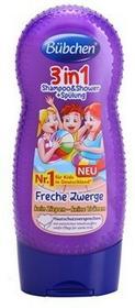 Bubchen Kids szampon, odżywka do włosów i żel pod prysznic 3w1 pH Neutral 230 ml