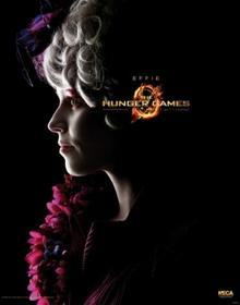 Igrzyska śmierci - Effie - Plakat