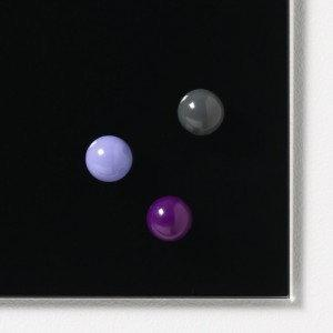NAGA Magnesy do szklanych tablic - kule 3 szt marki 20303