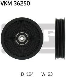 SKF rolka kierunkowa / prowadząca, pasek klinowy zębaty VKM 36250