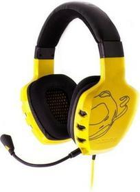 Ozone Gaming Rage ST Czarno-żółte