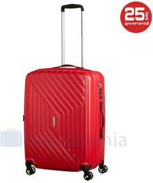 Samsonite AT by Średnia walizka AT AIR FORCE 1 74403 Czerwona - czerwony