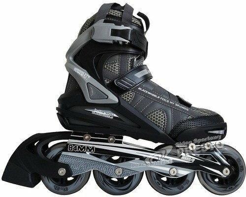 Blackwheels BW720 Czarno-szary