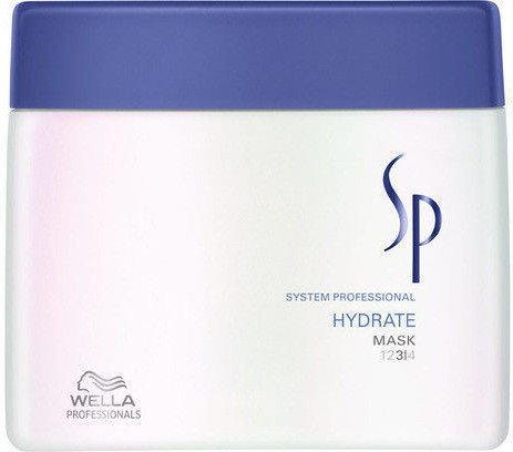 Wella SP Hydrate Mask Maska do włosów nawilżająca 400ml