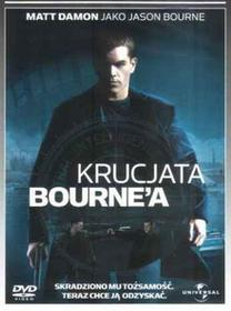 Krucjata Bourne'a (The Bourne Supremacy) [DVD]