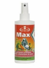 Selecta HTC MAX Płyn wspomagający profilaktykę p/ektopasożytom dla ptaków 200 ml