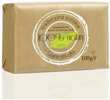 Barwa Mydło w kostce szare tradycyjne 100g