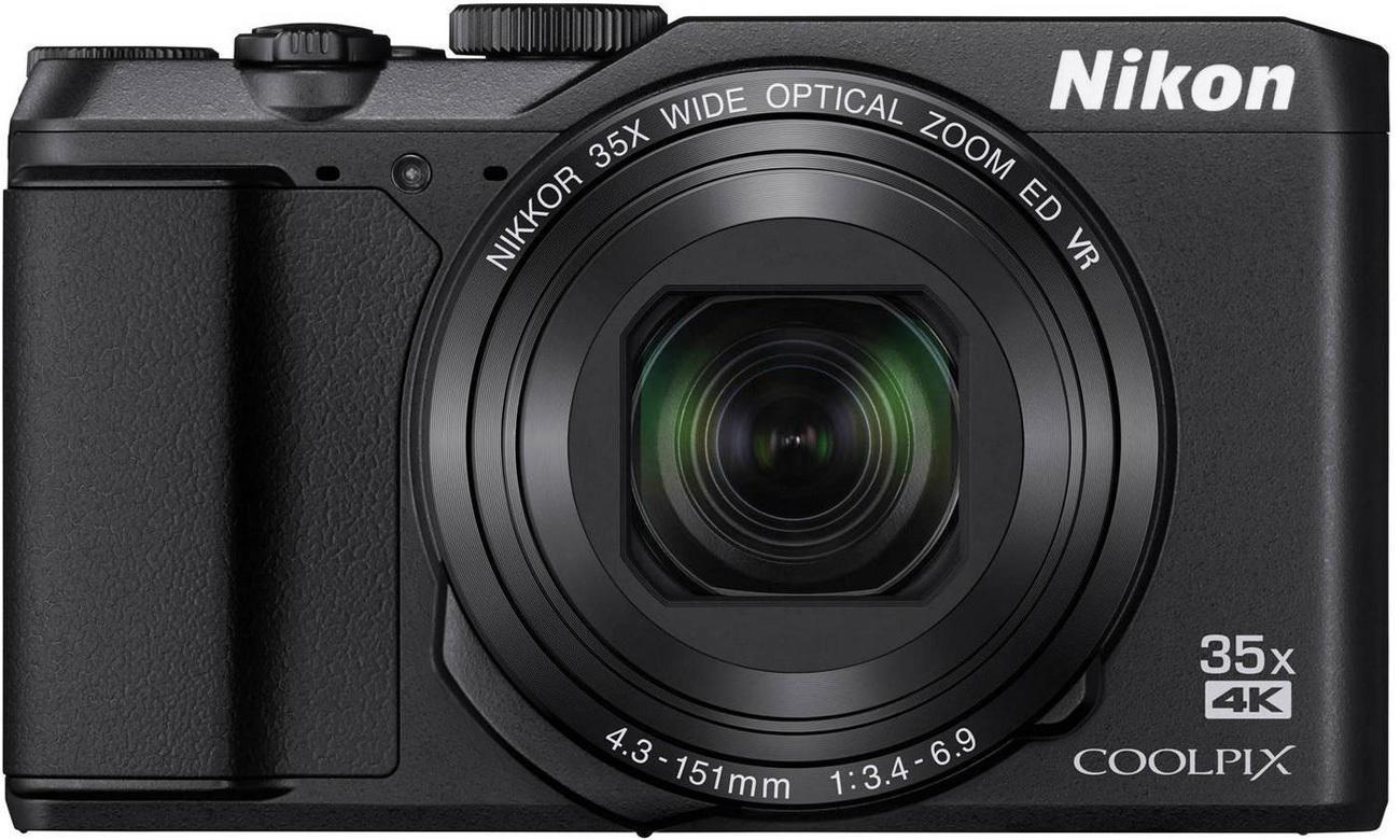 Aparat kompaktowy Nikon Coolpix A900 czarny VNA910E1