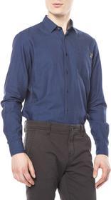 Versace Jeans Koszula Niebieski M