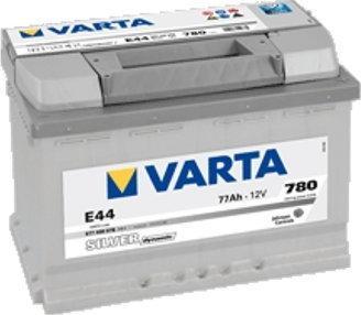 Varta Silver Dynamic E44 77 Ah 780 A P+