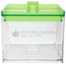 Zak! designs Pojemnik mały pokrywa zielona 0989-0210