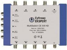 TechniSat MULTYSWITCH CE 5/8 HD 0000/7901