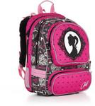 Topgal Plecak szkolny CHI 875 H - Pink
