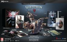 Wiedźmin 3 Dziki Gon - Edycja Kolekcjonerska PC