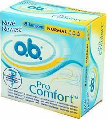 O.B. Pro Comfort Normal, tampony, 8 szt