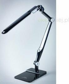 Palermo Greenie Lampka biurkowa LED Nero - czarno-Srebrny