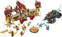 LEGO Chima 70146 Świątynia ognistego feniksa