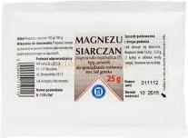 Hasco-Lek Sól gorzka (siarczan magnezu) 50 g