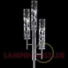 nowoczesna designerska lampa stojąca Bamboo