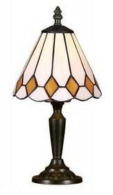Prezent Lampa stołowa witrażowa TIFFANY 1X40W E14 90