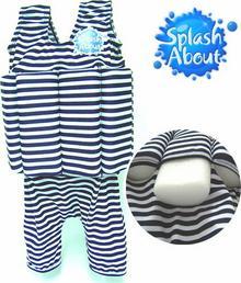 Splash About Kostium kąpielowy do nauki pływania Short John z regulacją pływalno