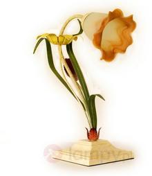 Savoy House Dekoracyjna lampa stołowa Flora, styl florentyński