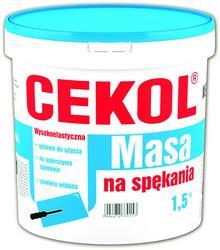 Cekol Gotowa masa szpachlowa 1,5kg MS-01 5906474330153