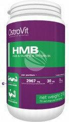 Ostrovit HMB suplement diety o smaku naturalnym 210g