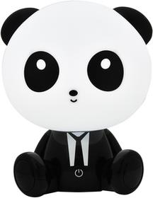 Polux Lampka nocna PANDA LED 2,5W czarno-biała 307651 SANICO 307651