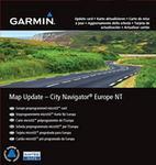Garmin City Navigator Europe NT 2012GPS oprogramowanie (Update) 010-11226-03