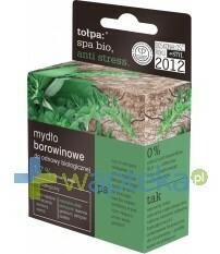 Tołpa TORF CORPORATION () SPA Bio Anti Stress Mydło w kostce borowinowe 100g