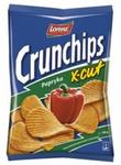 CRUNCHIPS X-cut LOR.CRUNCH.X-CUT PAPRYKA 150G