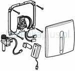 Opinie o Geberit zawór spłukujący do pisuaru zasilanie bateryjne biały-alpin 115.818.11.5