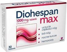 Aflofarm Diohespan Max 30 szt.