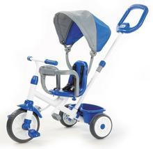 Little Tikes Rowerek trójkołowy 4w1 Perfect Fit niebieski