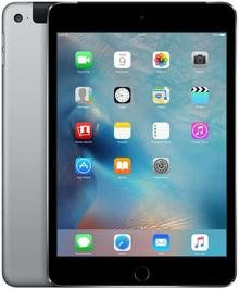Apple iPad mini 4 128GB Space Gray (MK762FD/A)