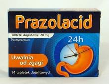 Polfa Prazolacid 20mg 14 szt.