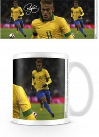 Neymar Autograf - Brazylia - kubek