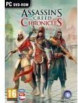 Ubisoft Assassins Creed Chronicles PL PC